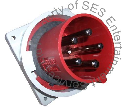 125A appliance inlet