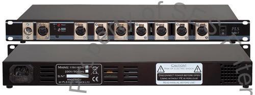5-pin XLR connectors