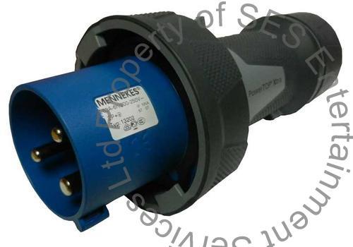 63A line plug