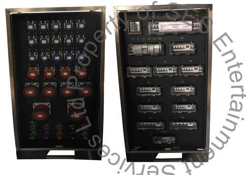 400A - 12x16A/1, 3x32A/1, 4x32A/3 2x125A/3